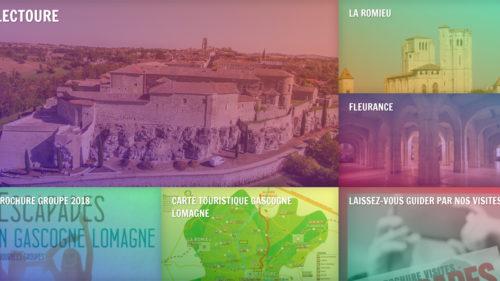 Tourisme : Office du tourisme Gascogne Lomagne